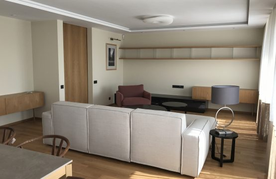 For rent two bedroom apartment in new building