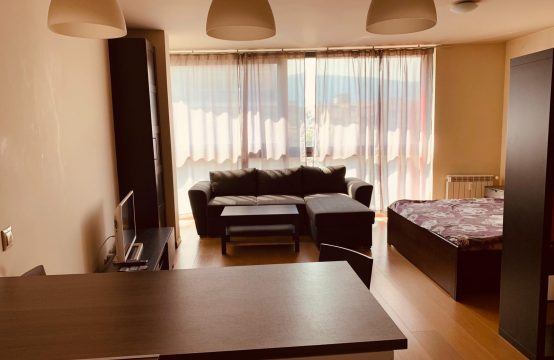 For rent studio in the center of Sofia