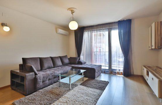 For rent one bedroom apartment on Pop Bogomil Str.