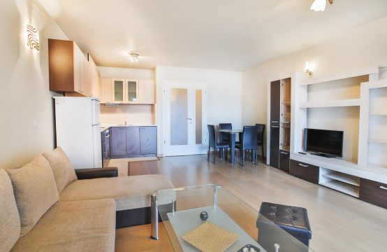 For rent one bedroom apartment in the center of Sofia